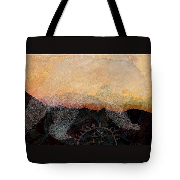 Spirit Bear # 6 Tote Bag