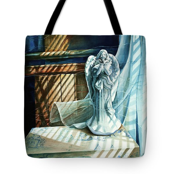 Spirit Breeze Tote Bag