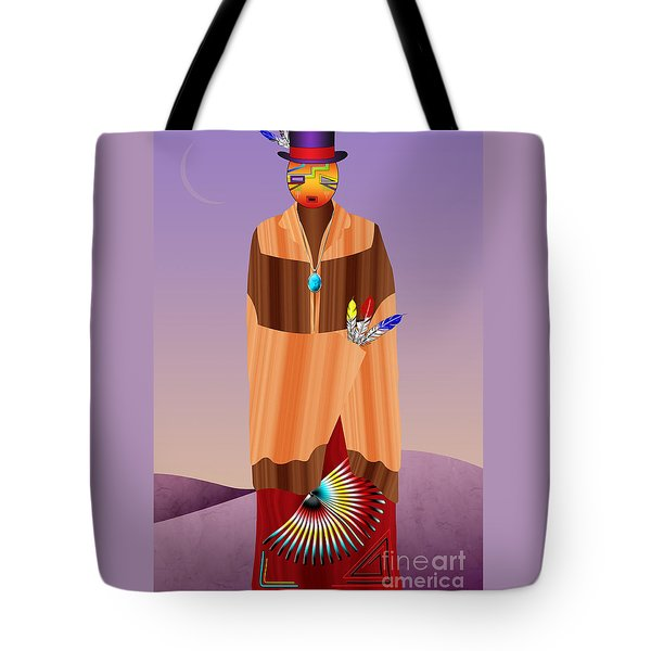 Spirit Civilized Tote Bag