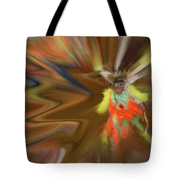 Spirit Dance Tote Bag
