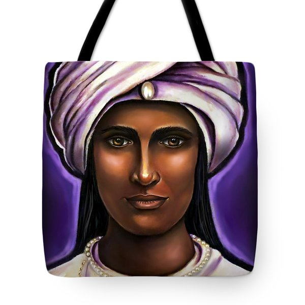 Spirit Guide 1 Tote Bag by Carmen Cordova