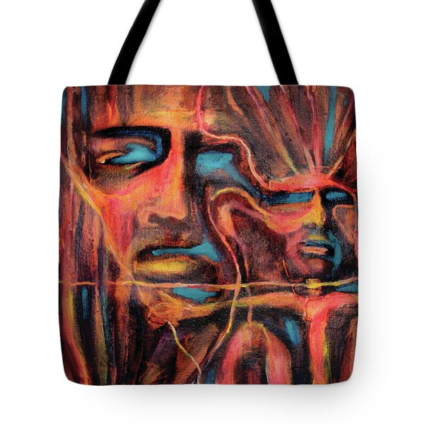 Spirit Guide 1 Tote Bag