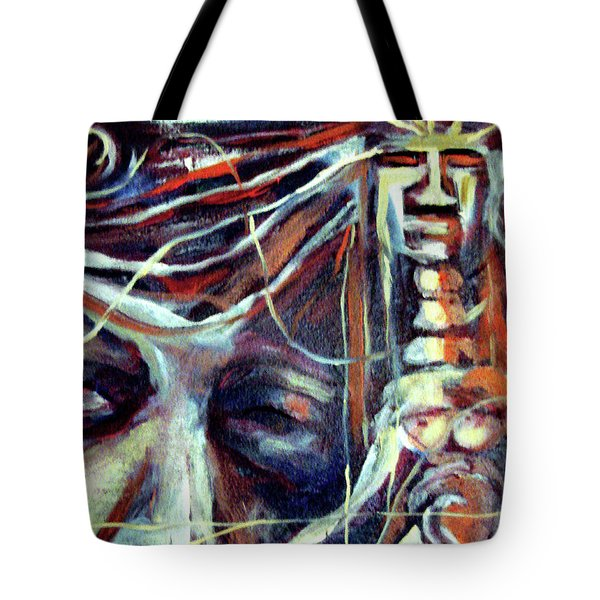 Spirit Guide 2 Tote Bag
