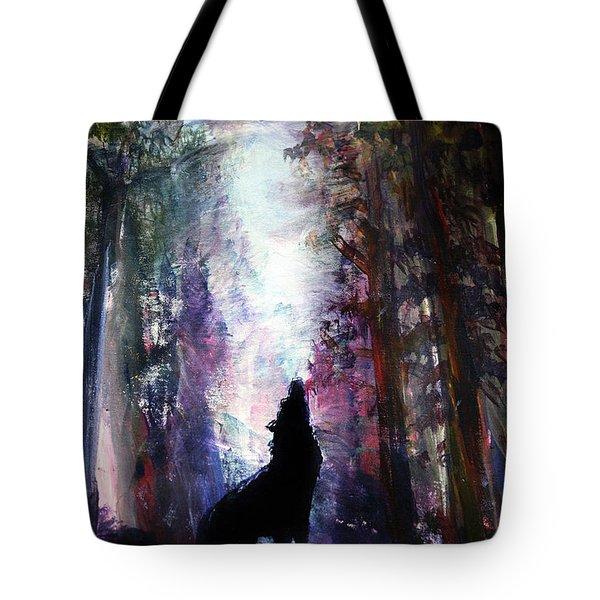Spirit Guide Tote Bag