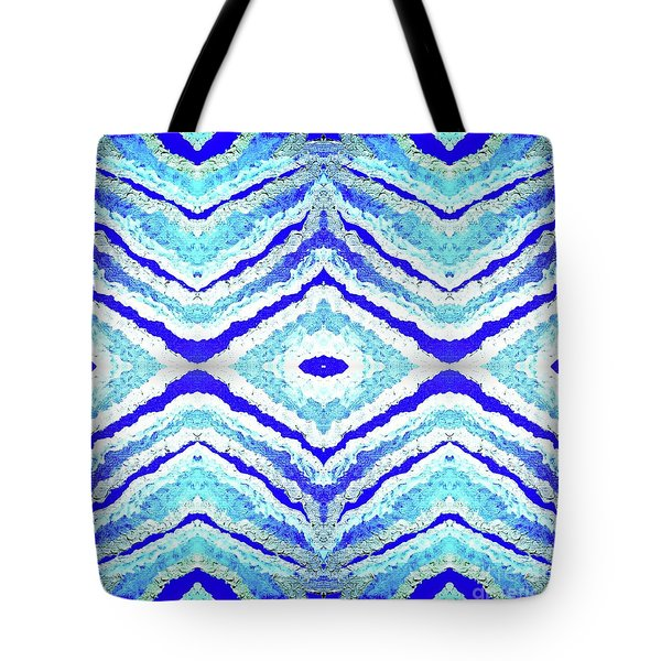 Spirit Journey To The Other Side  Tote Bag by Rachel Hannah