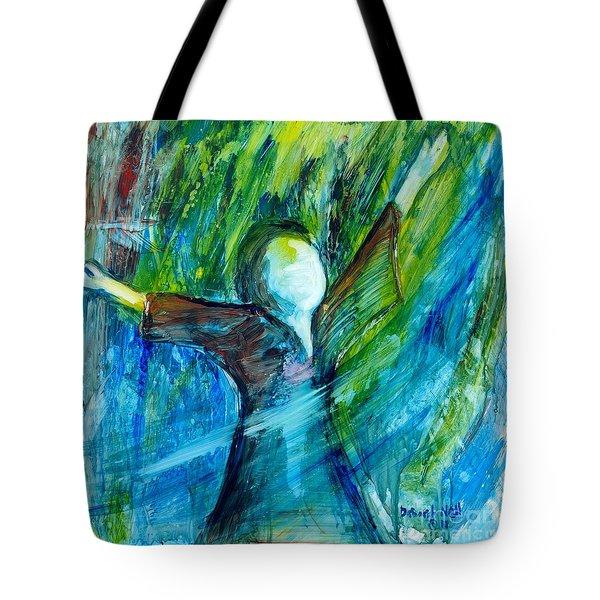 Spirit Move Tote Bag