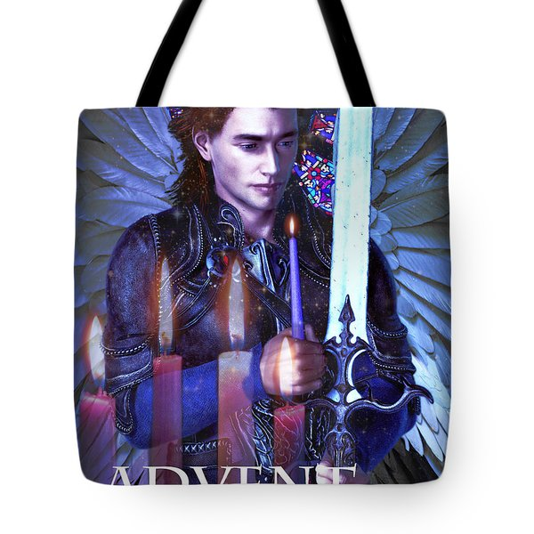Spirit Of Advent Tote Bag