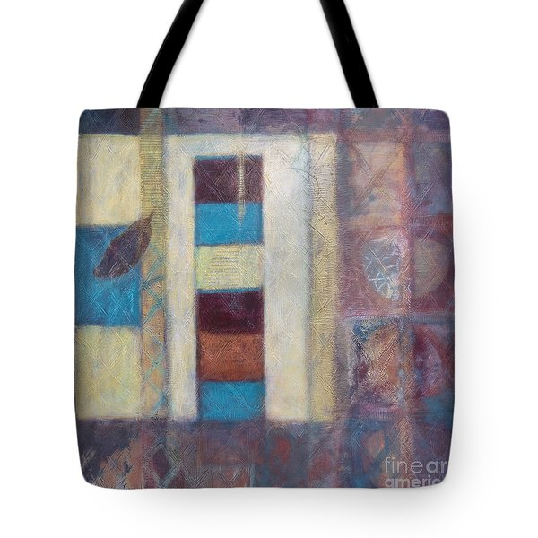 Spirit Of Gold - States Of Being Tote Bag