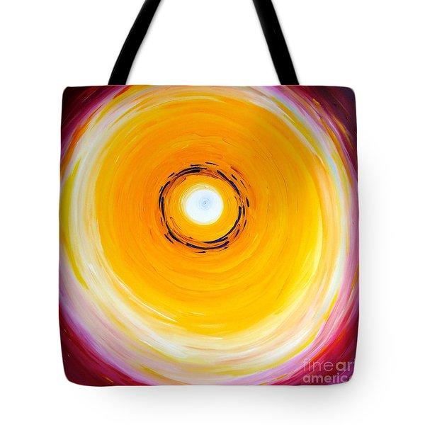 Spirit Of Gratitude Tote Bag