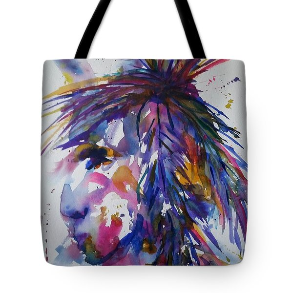 Spirit Of Horsefeather Tote Bag
