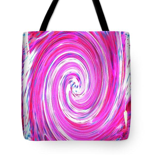 Spirit Of Joy Tote Bag