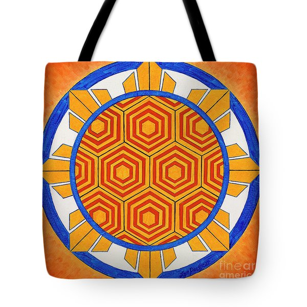 Spirit Of Kapwa/espiritu De La Solidaridad Tote Bag