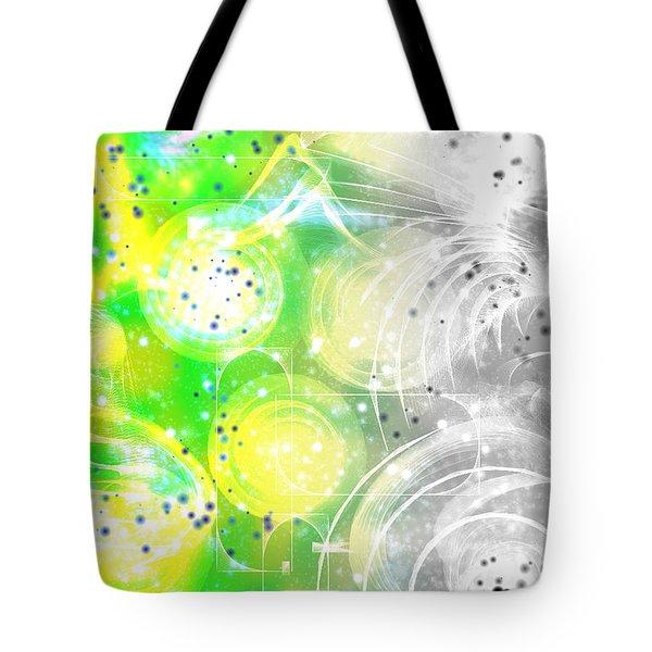 Spirit Of Nature I Tote Bag