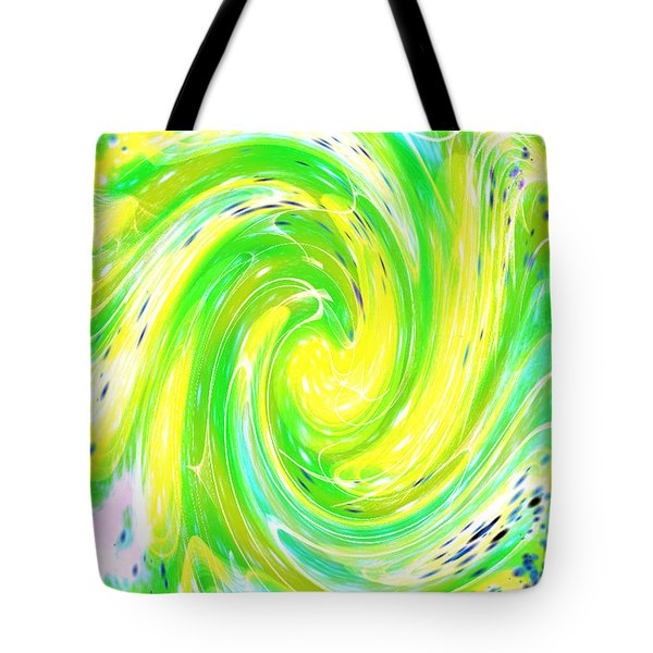 Spirit Of Nature I I Tote Bag