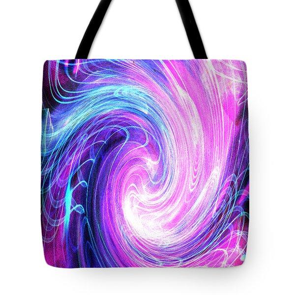 Spirit Of Passion I Tote Bag