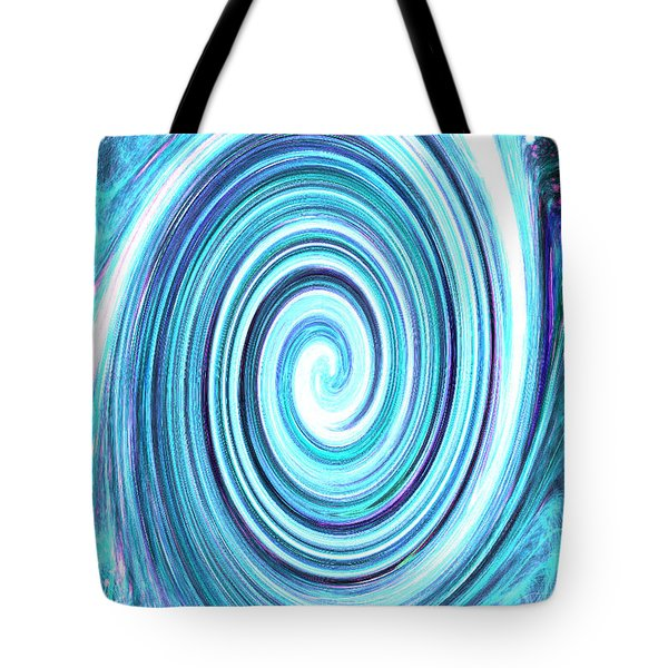 Spirit Of Sky I Tote Bag
