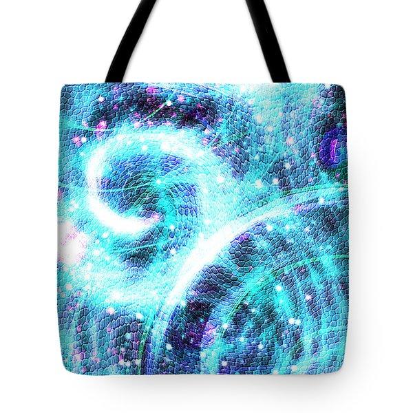 Spirit Of Sky I I Tote Bag