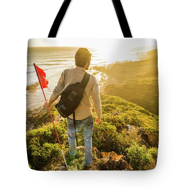 Spirit Of Tasmania Tote Bag