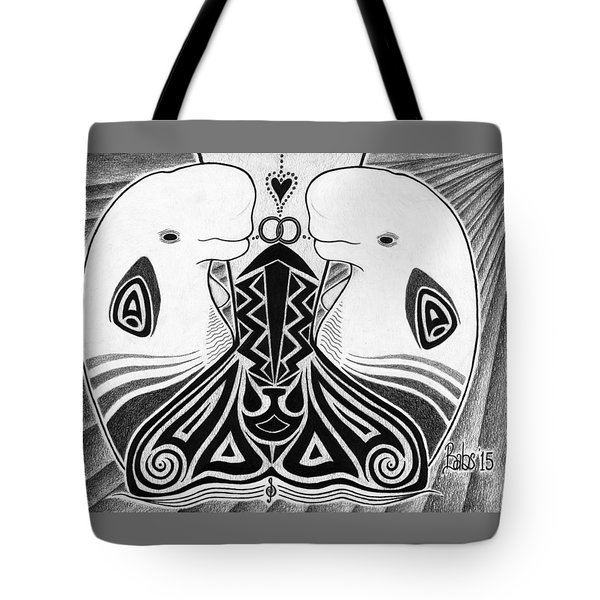 Spirit Of The Arctic Tote Bag