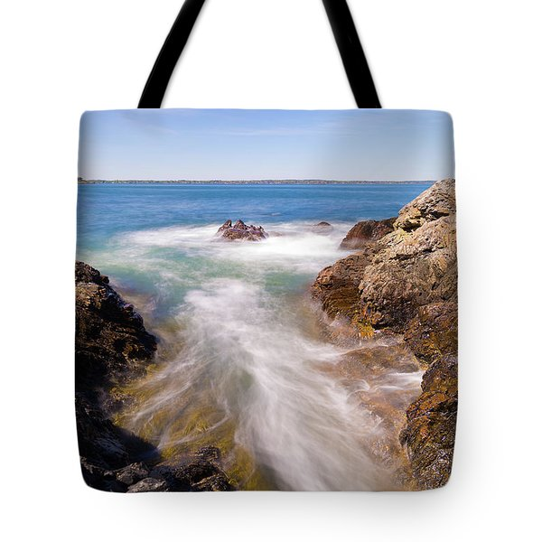 Tote Bag featuring the photograph Spirit Of The Atlantic by Brian Hale