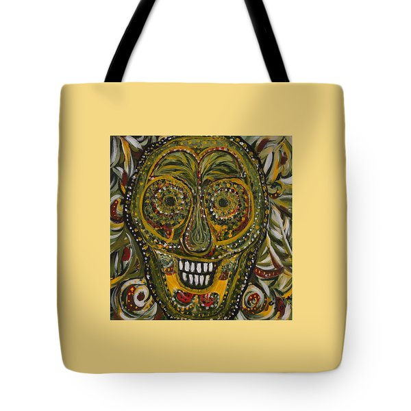 Spirit Of The Jungle Tote Bag