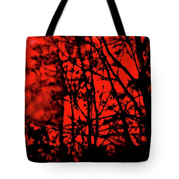 Spirit Of The Mist Tote Bag