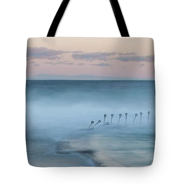 Tote Bag featuring the photograph Spirit Of The Ocean by Az Jackson