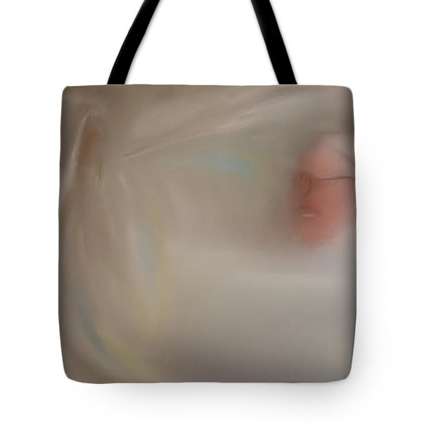 Spirit Of The Pope Tote Bag