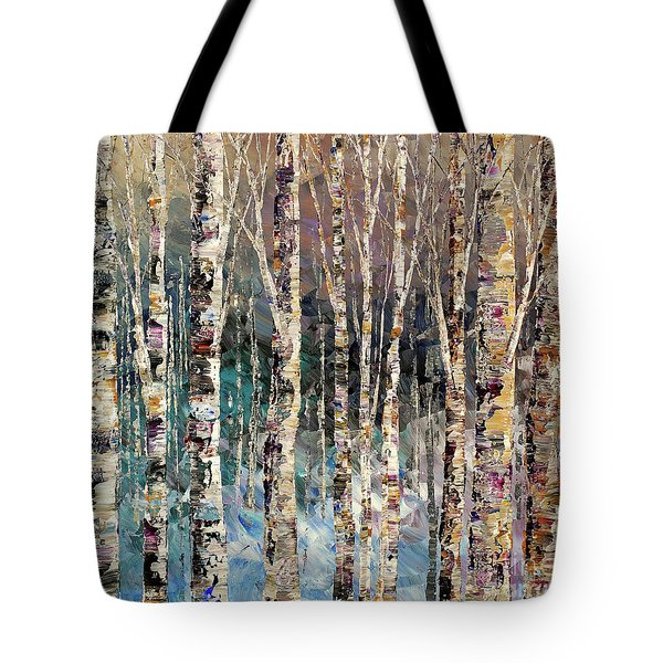 Spirit Of Winter Tote Bag