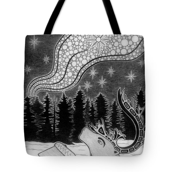 Spirit Of Wonder Tote Bag