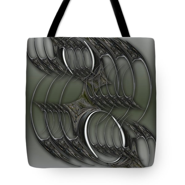 Spirit Or Continuation  Tote Bag
