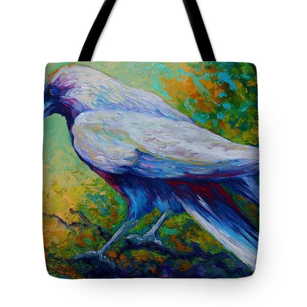 Spirit Raven Tote Bag