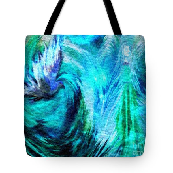Spirit Sanctuary Tote Bag