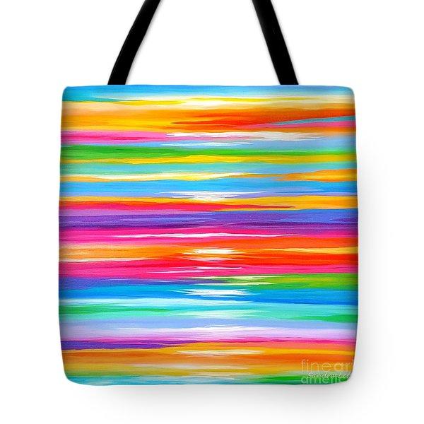 Spirit Tote Bag by Sandra Lett