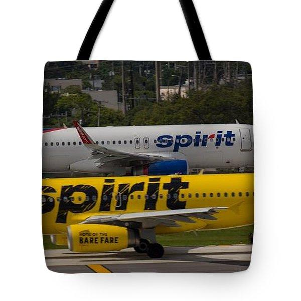 Spirit Spirit Tote Bag