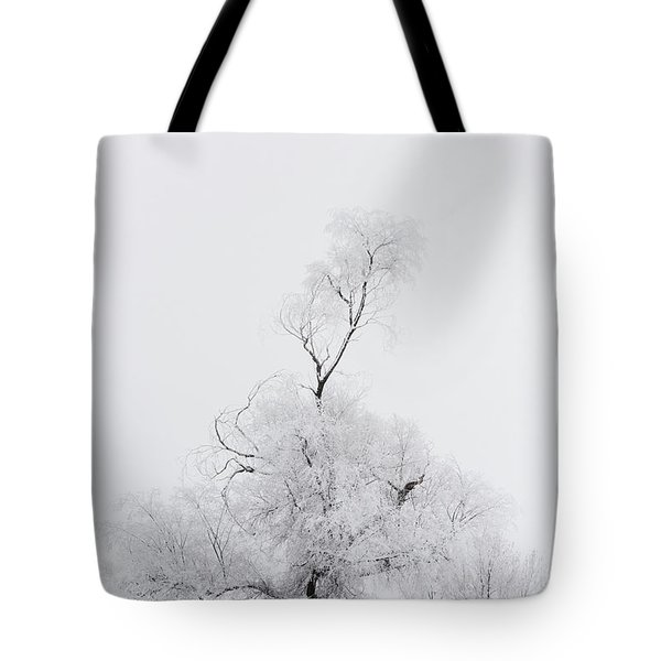Tote Bag featuring the photograph Spirit Tree by Dustin LeFevre