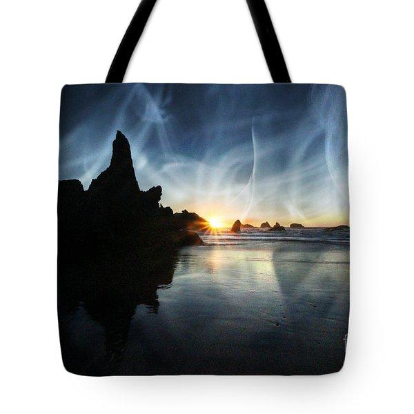 Spirits At Sunset Tote Bag