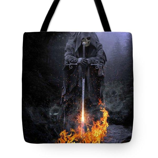 Spirits Released Tote Bag
