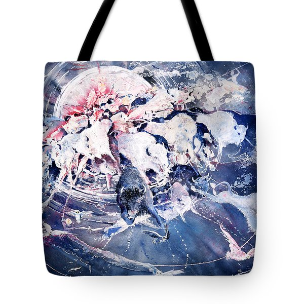 Spirits Released Tote Bag