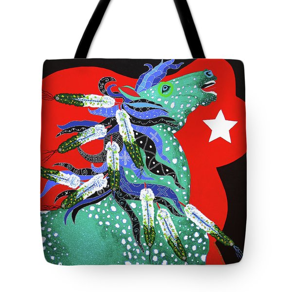 Spirits Rise Tote Bag