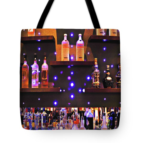 Tote Bag featuring the photograph Spirits by Scott Cordell