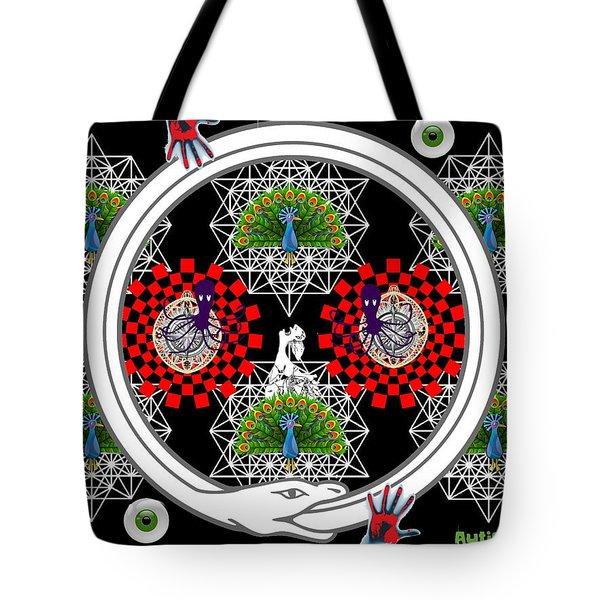 Spiritual Ablutions Tote Bag
