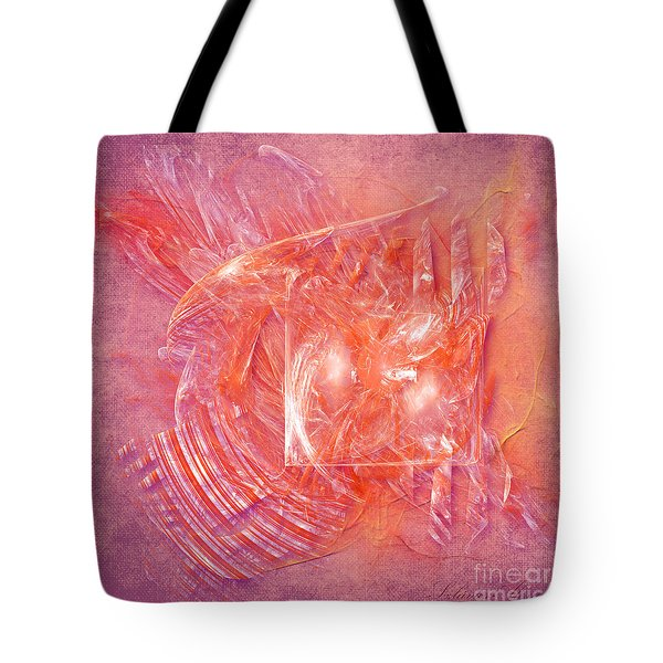 Spiritual Energy Tote Bag