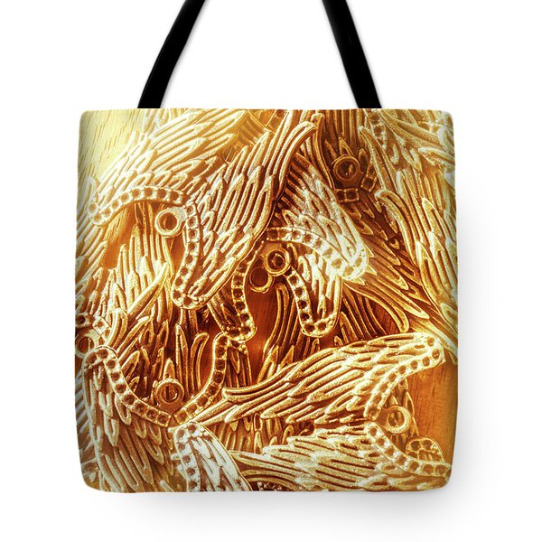 Tote Bag featuring the photograph Spiritual Entanglement by Jorgo Photography - Wall Art Gallery