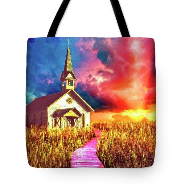 Spiritual Event Tote Bag