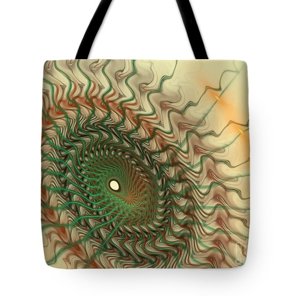 Spiritual Journey Tote Bag