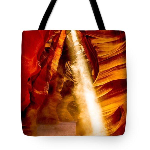 Spirit Light Tote Bag