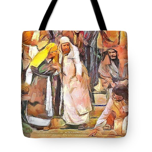 Spiritual Makeover Tote Bag
