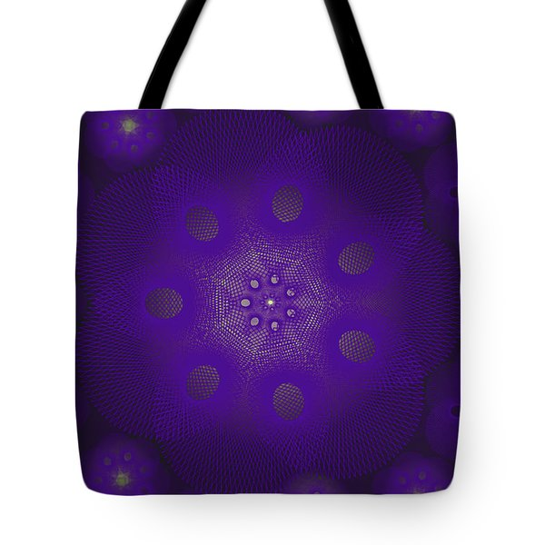 Spiro Dark Tote Bag