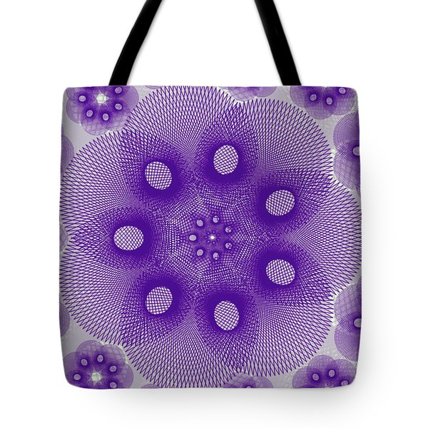 Spiro Light Tote Bag